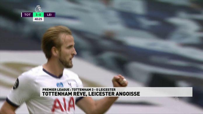Le résumé de Tottenham - Leicester