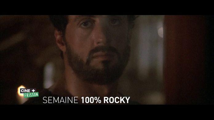 Semaine 100% Rocky