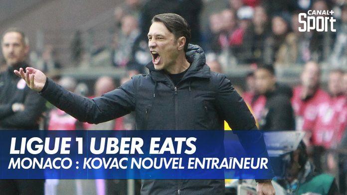 Monaco : Kovac nouvel entraîneur