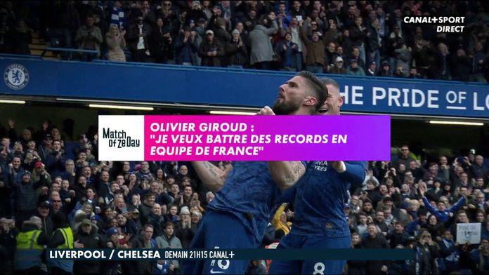 Entretien exclusif avec Olivier Giroud : Premier League