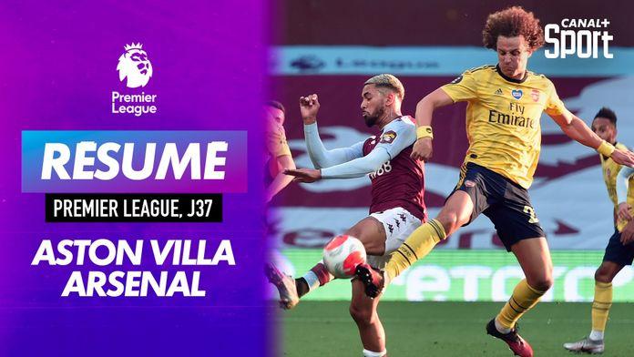 Le débrief d'Aston Villa / Arsenal : Premier League