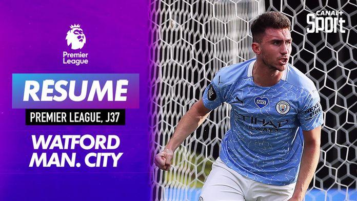 Le résumé de Watford - Manchester City en VO : Premier League