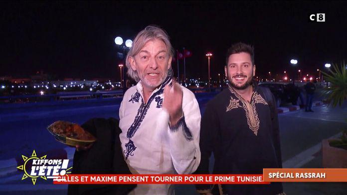 Spécial Rassrah : Maxime Guény et Gilles Verdez piégés pour le prime spécial