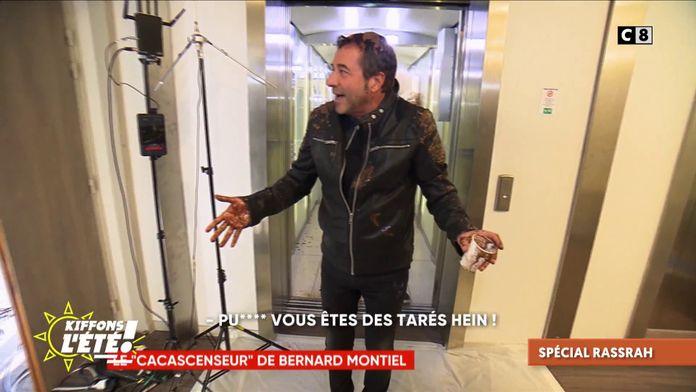 Spécial Rassrah : Une caméra cachée dans un ascenseur