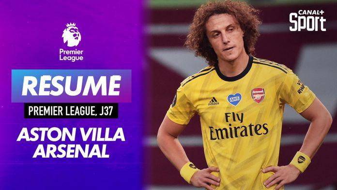 Le grand format d'Aston Villa - Arsenal : Premier League