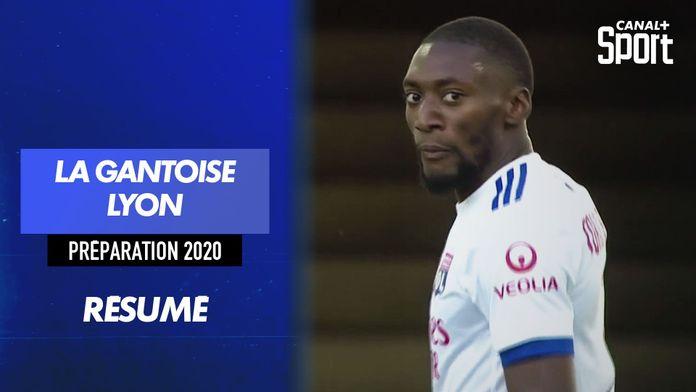 Les buts de La Gantoise - Lyon : Ligue 1 Uber Eats