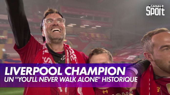 "Un ""You'll Never Walk Alone"" pour l'Histoire : Premier League"