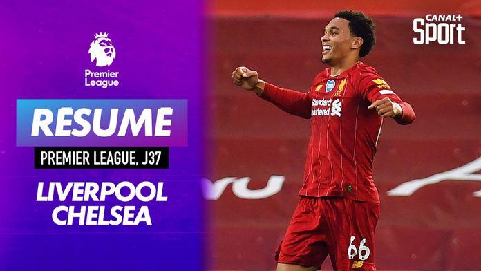 Les buts de Liverpool - Chelsea : les Reds à la fête ! : Premier League