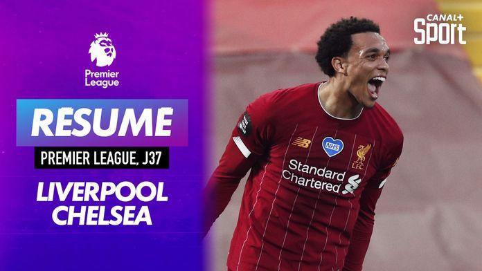Le résumé de Liverpool - Chelsea en VO : Premier League