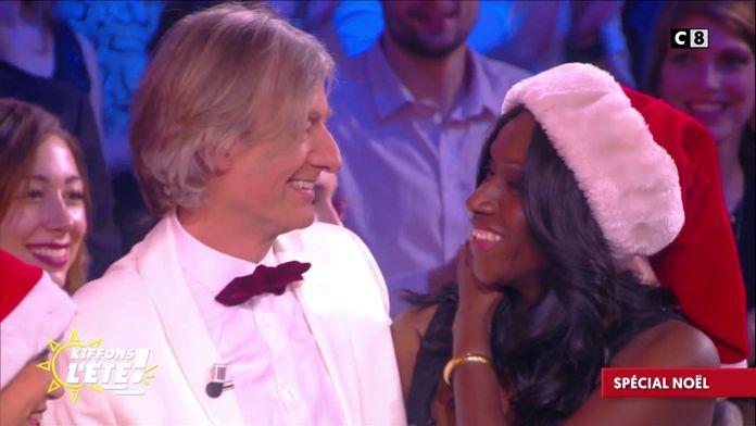 Spécial Noël : Fatou et Gilles Verdez font la chorégraphie de Dirty Dancing
