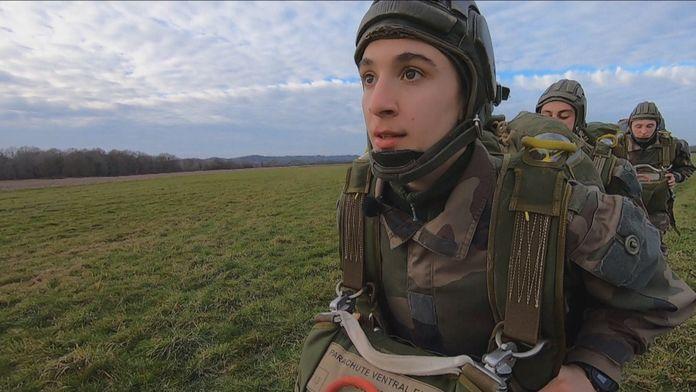 Commandos, légionnaires, tireurs d'élite : au coeur de la 11e brigade parachutistes