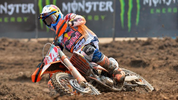 Grand Prix d'Italie, MXGP, 1re course
