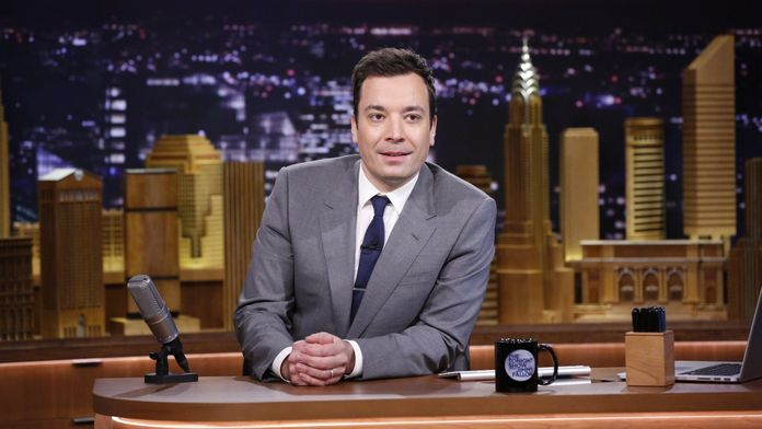 The Tonight Show Starring Jimmy Fa - Ép 164