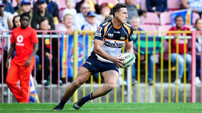 Melbourne Rebels / Brumbies
