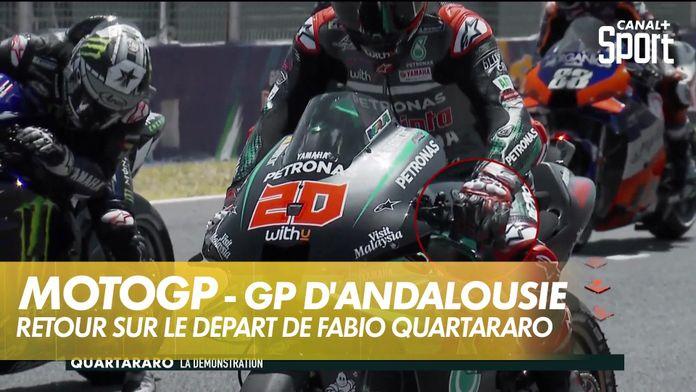 Retour sur le départ de Fabio Quartararo : MotoGP