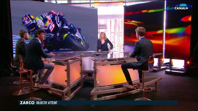 Zarco : objectif atteint : MotoGP