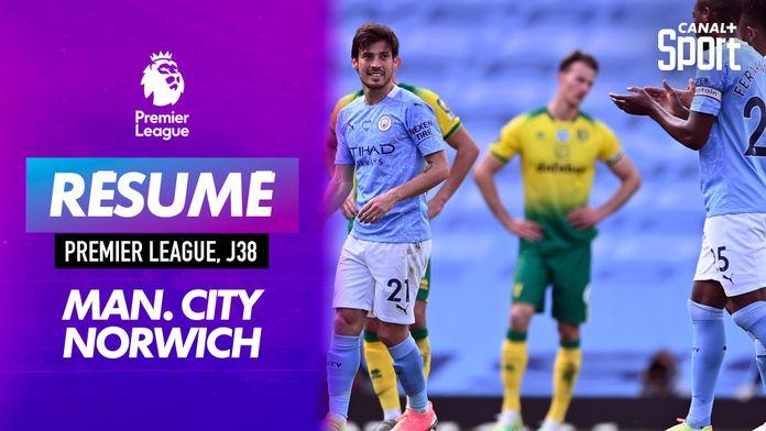 Le résumé de Manchester City / Norwich : Premier League