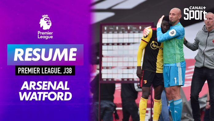 Le résumé d'Arsenal / Watford : Premier League
