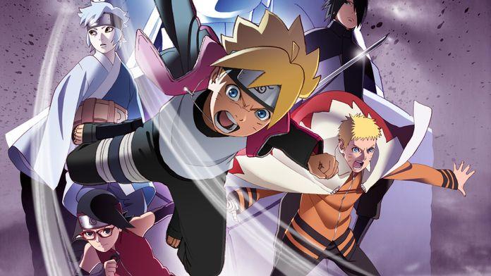 Boruto : Naruto Next Generations