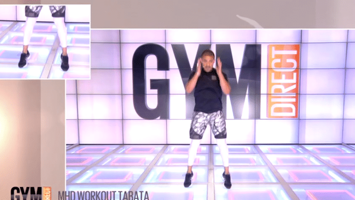 Mohamed : MDH Workout Tabata