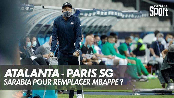 Sarabia pour remplacer Mbappé ? : Ligue des Champions