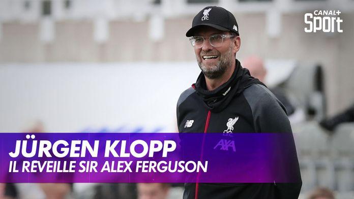 Jürgen Klopp manager de l'année. : Premier League