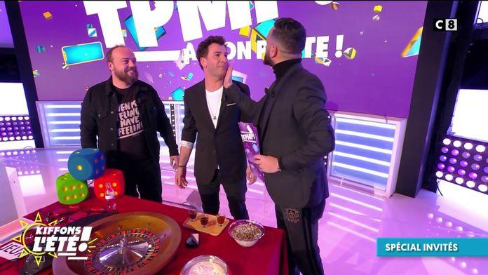 """Spécial invités : """"Qui sera le plus lucky ?"""" avec Michaël Youn et Alban Ivanov"""