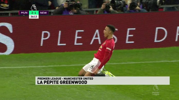 La pépite Greenwood : Premier League