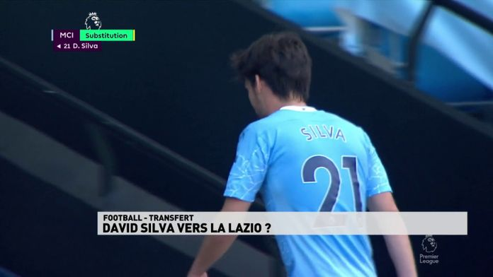 David Silva vers la Lazio ? : Premier League