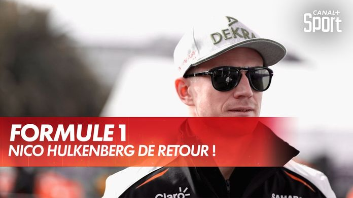 Nico Hulkenberg remplaçant de Sergio Perez à Silverstone : Formule 1