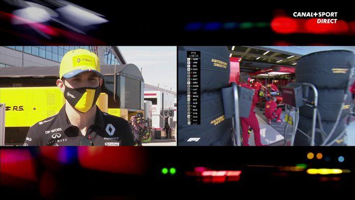 """Ocon : """"Des nouvelles pièces aéro"""" : Formule 1"""