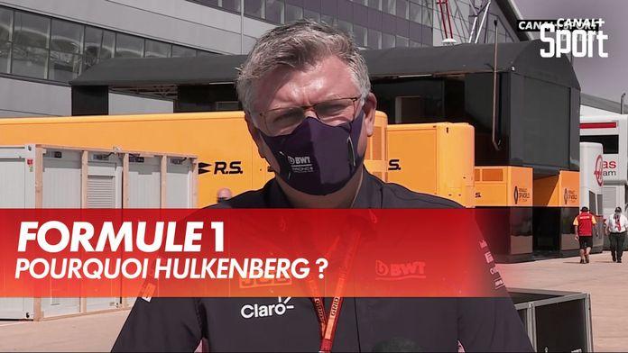 Otmar Szafnauer explique le choix de Hulkenberg : Formule 1