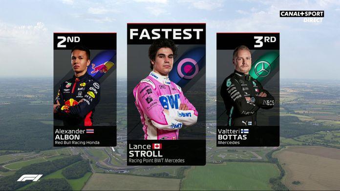 GP de Silverstone : le classement des essais libres 2 : Formule 1
