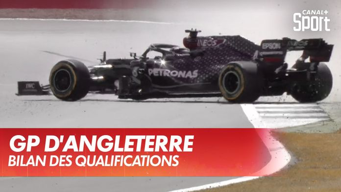 GP d'Angleterre : bilan des qualifications : Formule 1