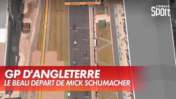 Le beau départ de Mick Schumacher : Formule 1