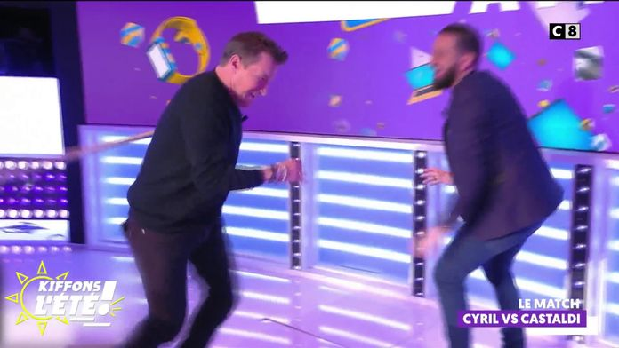 Cyril Hanouna vs Benjamin Castaldi