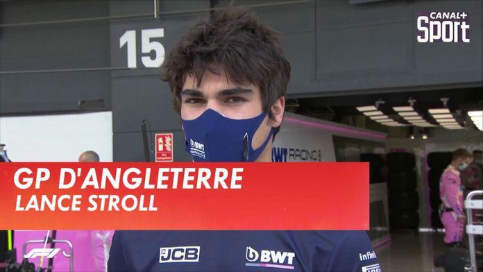 Lance Stroll : Formule 1