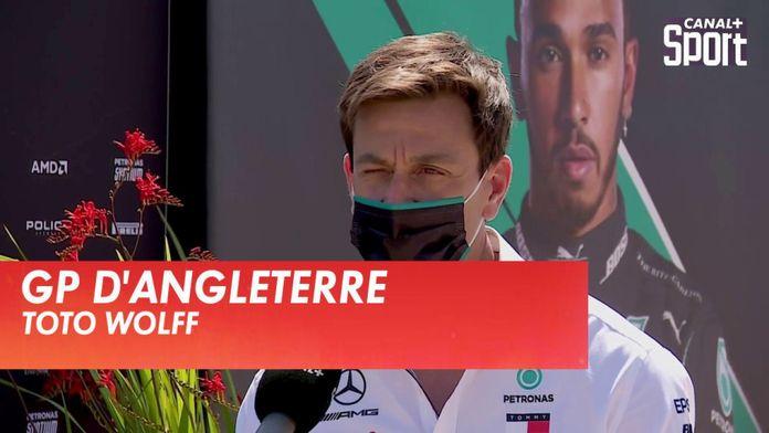 """Toto Wolff """"Toujours se remettre en question"""" : Formule 1"""