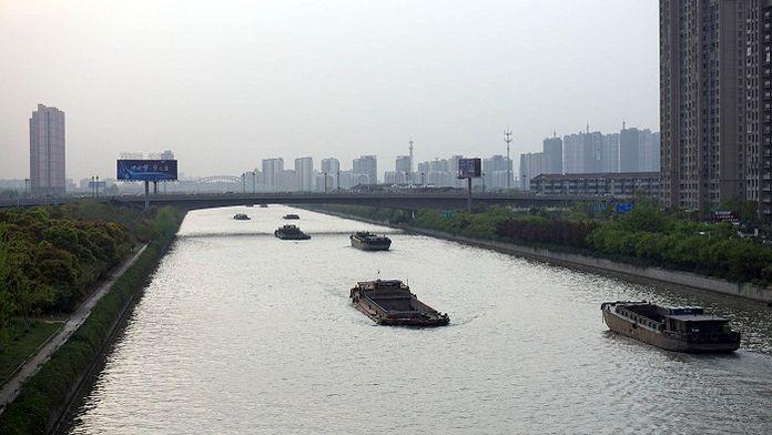 Au fil du Grand Canal de Chine