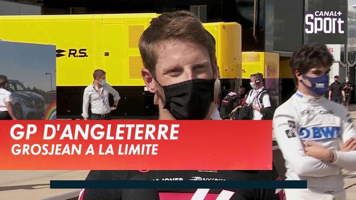 "Romain Grosjean : ""J'ai un peu pris la technique Verstappen"" : Formule 1"