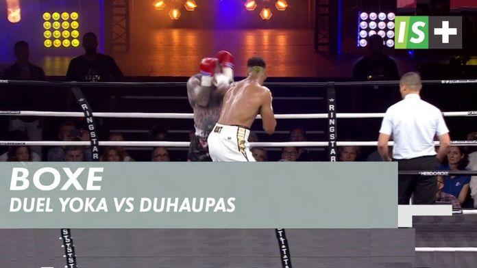 Le choc des poids-lourds français : Boxe