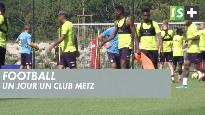 """Un jour un club"" - Metz : Football"