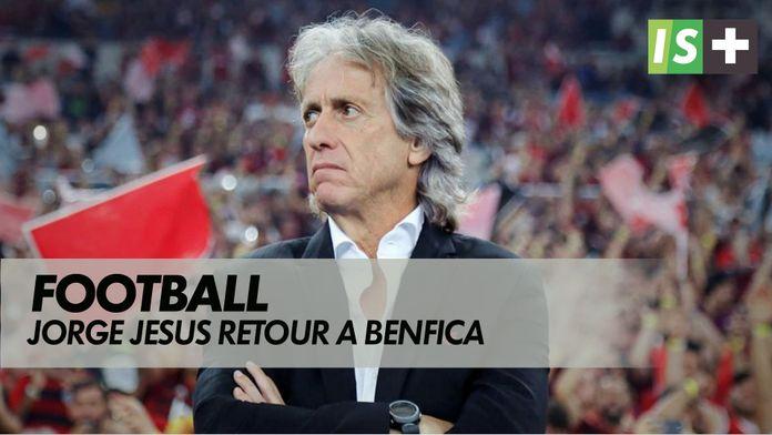 Jorge Jesus à Benfica jusqu'en 2022 : Football