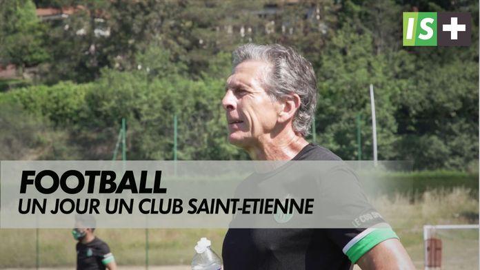 """""""Un jour un club"""" - Saint Etienne : Football"""