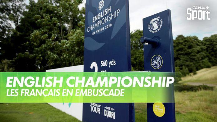 Les Français bien placés, Sharvin en tête : English Championship