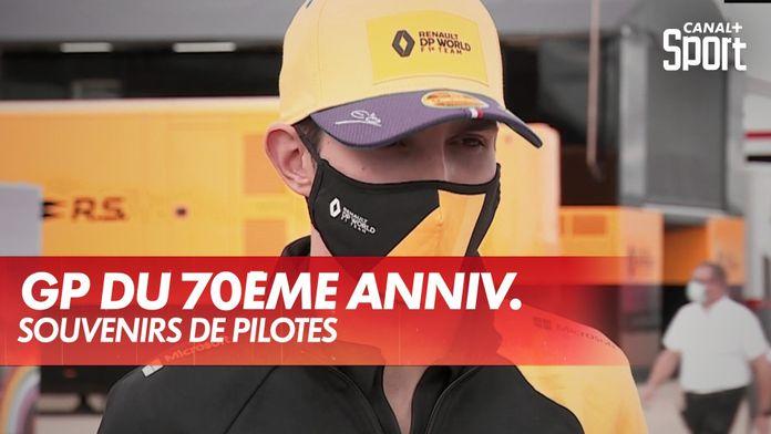 Souvenirs de pilotes : Grand Prix du 70ème anniversaire