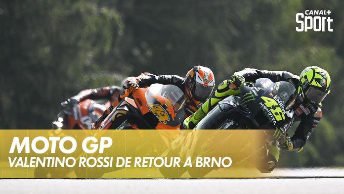 Valentino Rossi : la piste de sa première victoire : MotoGP
