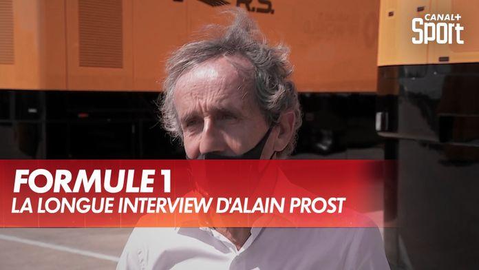 La belle interview d'Alain Prost : Grand Prix du 70ème anniversaire