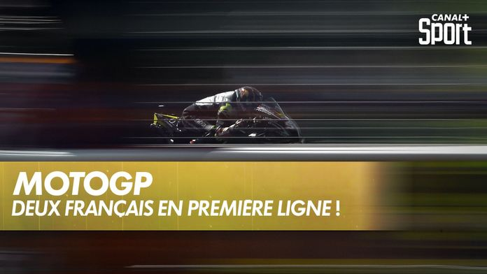Zarco en pole Quartararo deuxième ! : MotoGP