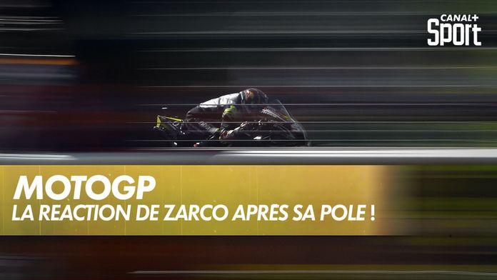Zarco en pole ! : MotoGP
